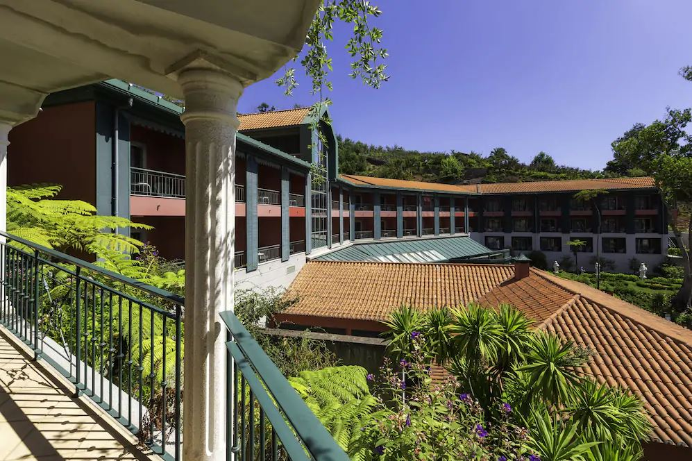 Madère - Ile de Madère - Hôtel Quinta do Monte Panoramic Gardens 5*